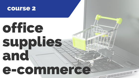 2. Office Supplies & E-commerce