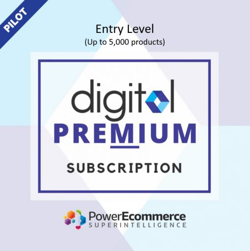 E-Commerce Entry Level Subscription